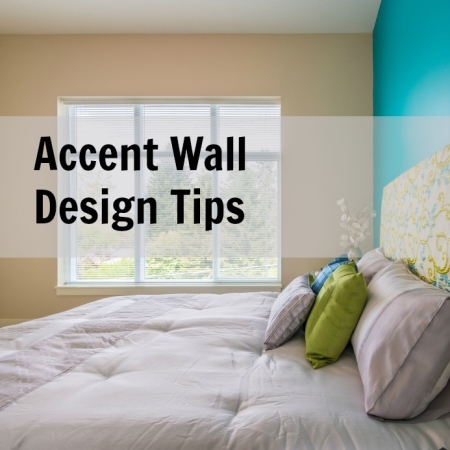 accent wall design tips. Black Bedroom Furniture Sets. Home Design Ideas