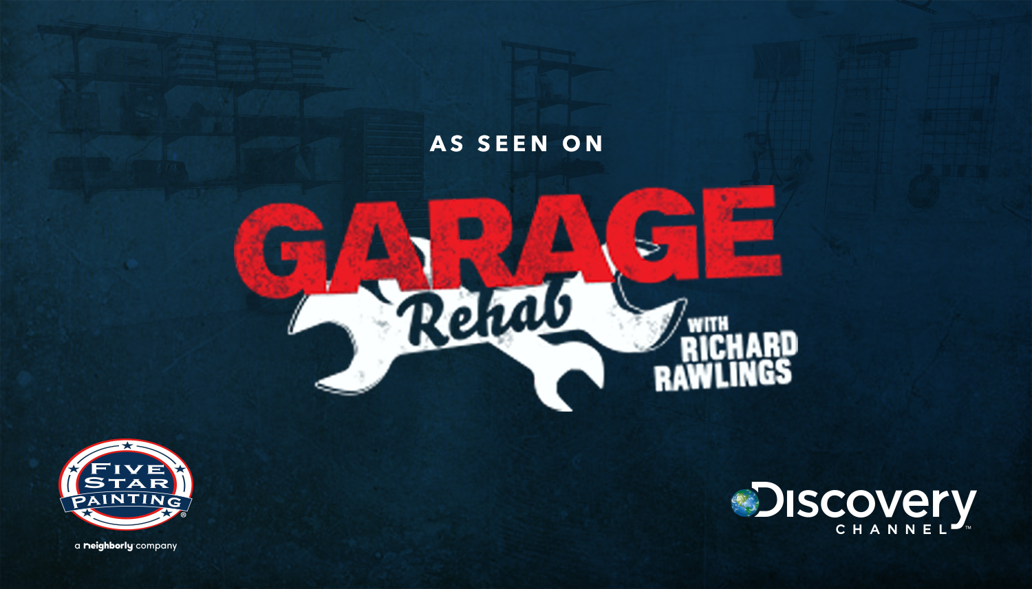 Participating In Discovery Channels Garage Rehab