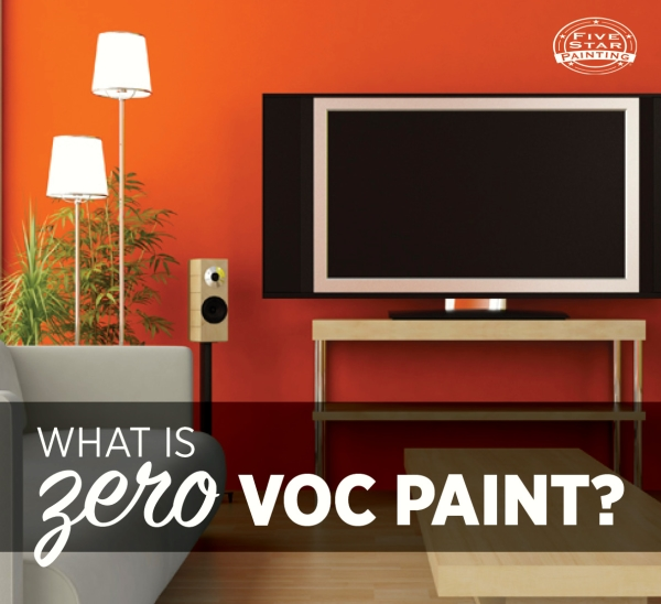 What Is Zero Voc Paint