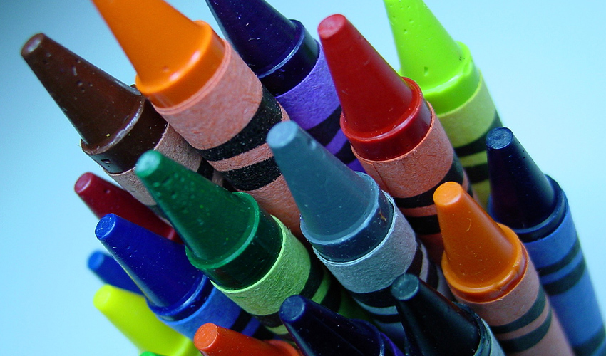 4 Hacks For Removing Crayon from Walls