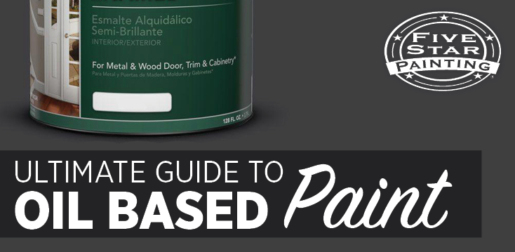 what is oil based paint