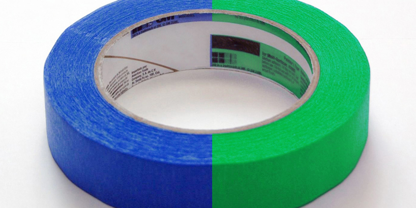 Blue Tape Vs Green What S The Best Painters