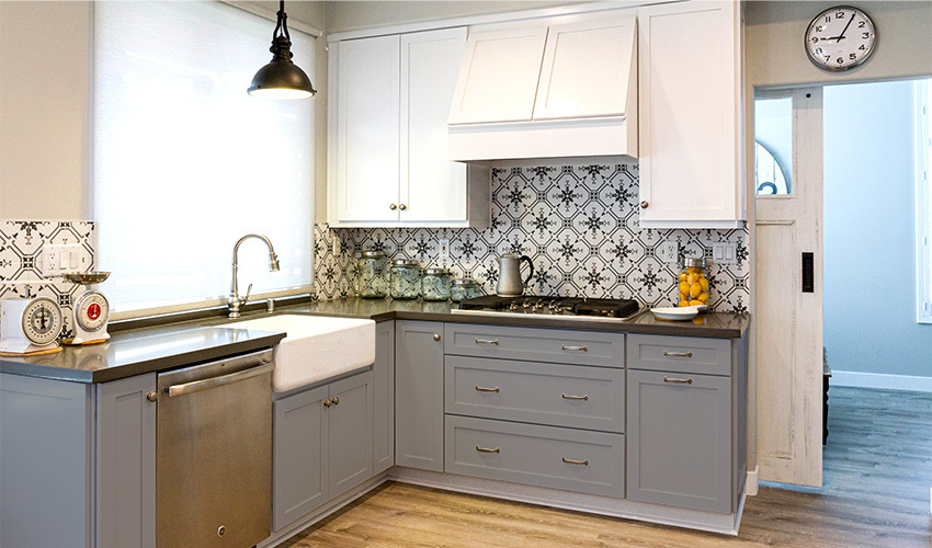 Should I Paint Behind My Cabinets