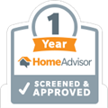 Home Advisor Screened & Approved 1 Year