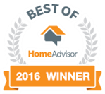 Home Advisor Best of 2016 Winner