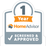 HomeAdvisor Screened & Approved 1 Year