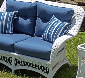 Outdoor Patio Furniture Care: Wicker