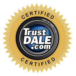 Trustdale.com Certified Badge