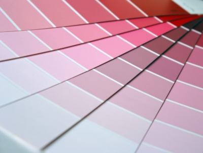 Selecting Paint Color