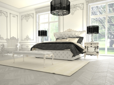 Bedroom Style Guide: White