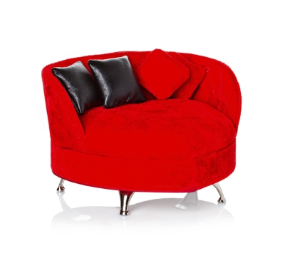 Decoraing with Red: Furniture