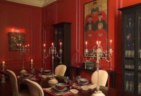 Dining Room Decor: Paint