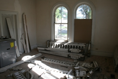 George Taylor Jr. House Interior Renovation