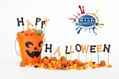 Five Star Painting Halloween Design Tips