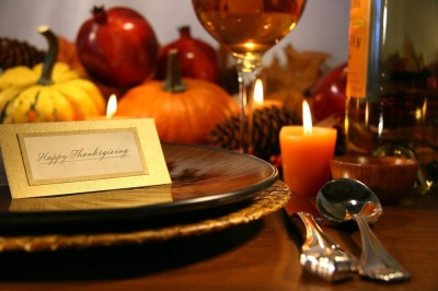 Thanksgiving Design Tips