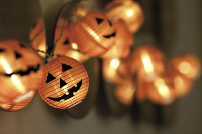 Halloween Decoration: Lights