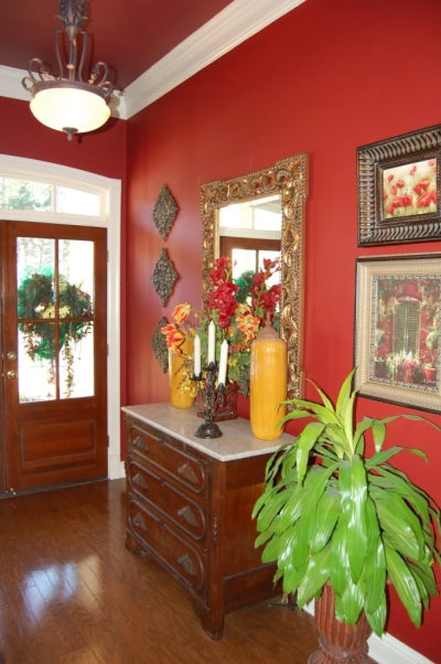 Red Foyer