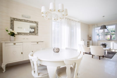White Room with White Furniture