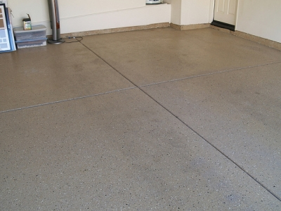 Concrete Workshop Floors