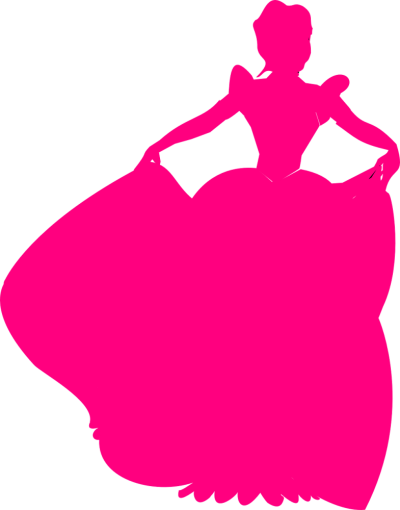 Disney Princess Silhouette
