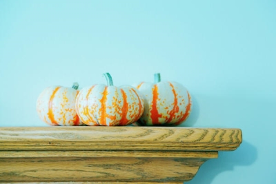 Fall Decor: Gourds