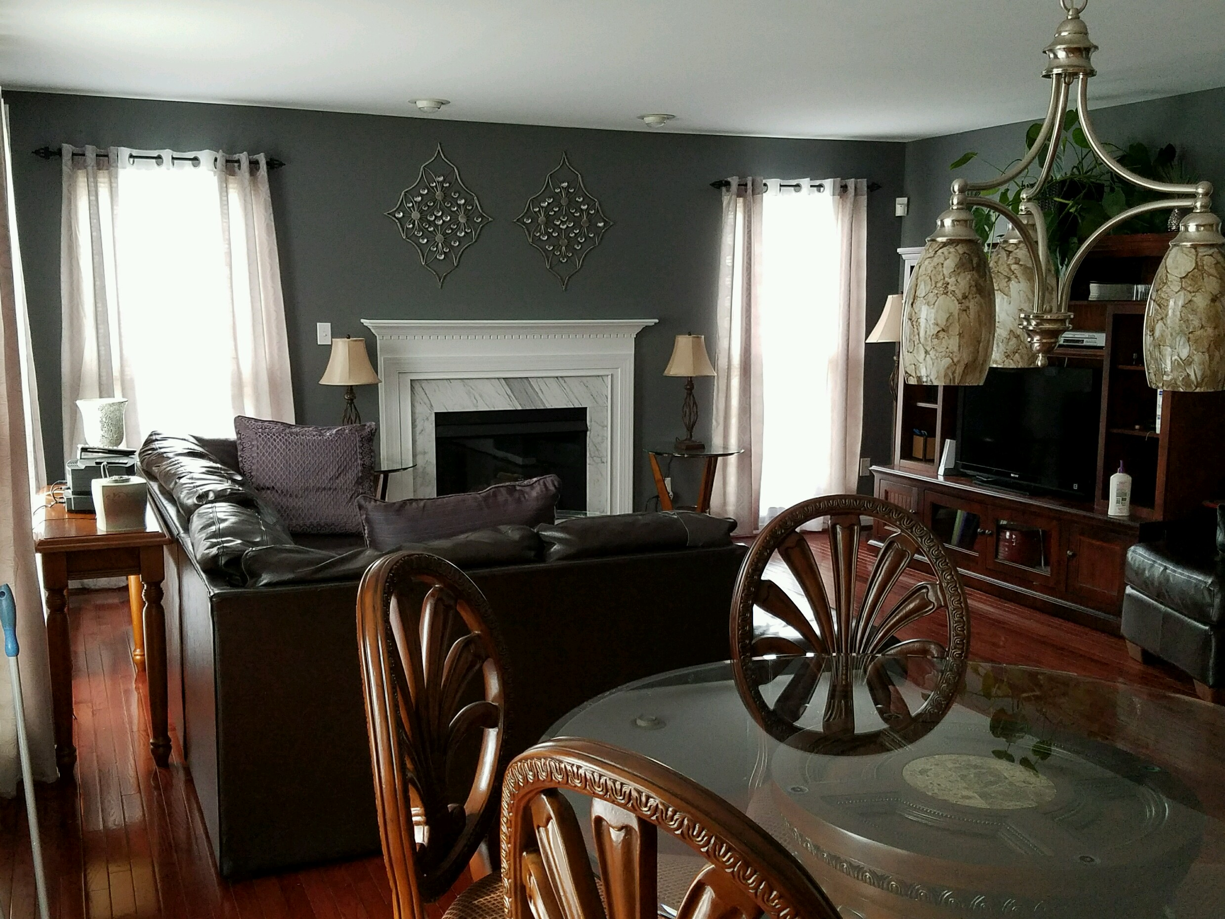 Five Star Painting Living Room Interior