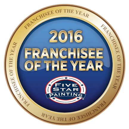 2016 Franchisee of the Year