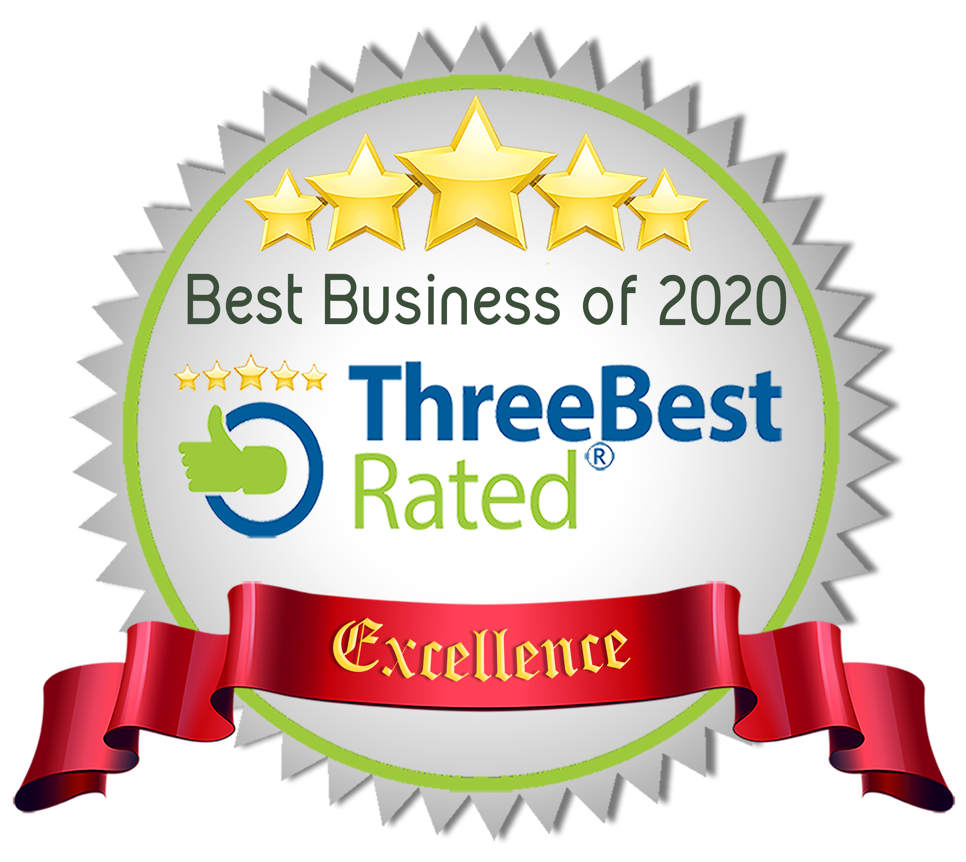 Best business of 2020 Three Best rated