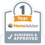 Home Advisor 1 year screened and approved