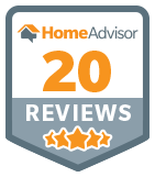 20 Reviews on Home Advisor