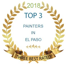 Top Three Painters in El Paso 2018