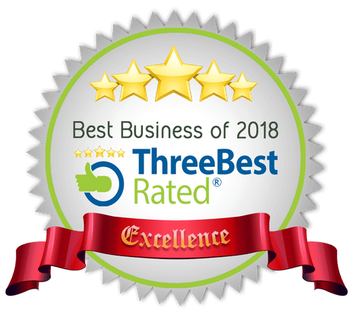 Three Best Rated For Excellence - Best Business of 2018