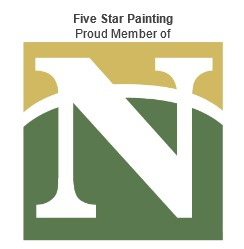Five Star Northbrook Chamber Badge