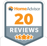 HomeAdvisor 20 Reviews