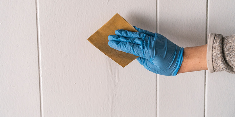 How To Fix Painting Mistakes On Walls