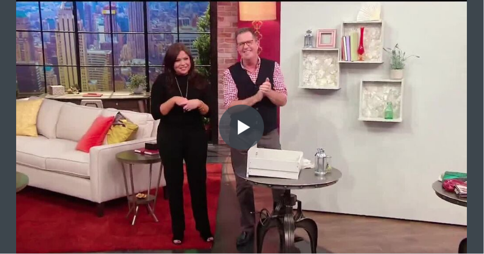 Five Star Painting as seen on the Rachel Ray Show during a disaster room makeover in 2016