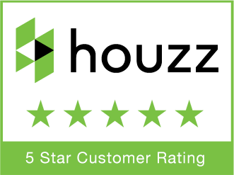Houzz 5 Star Rating