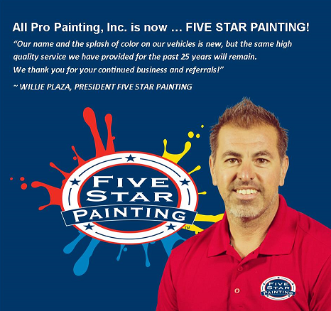 Corona Painting Services Five Star Painting Of Corona