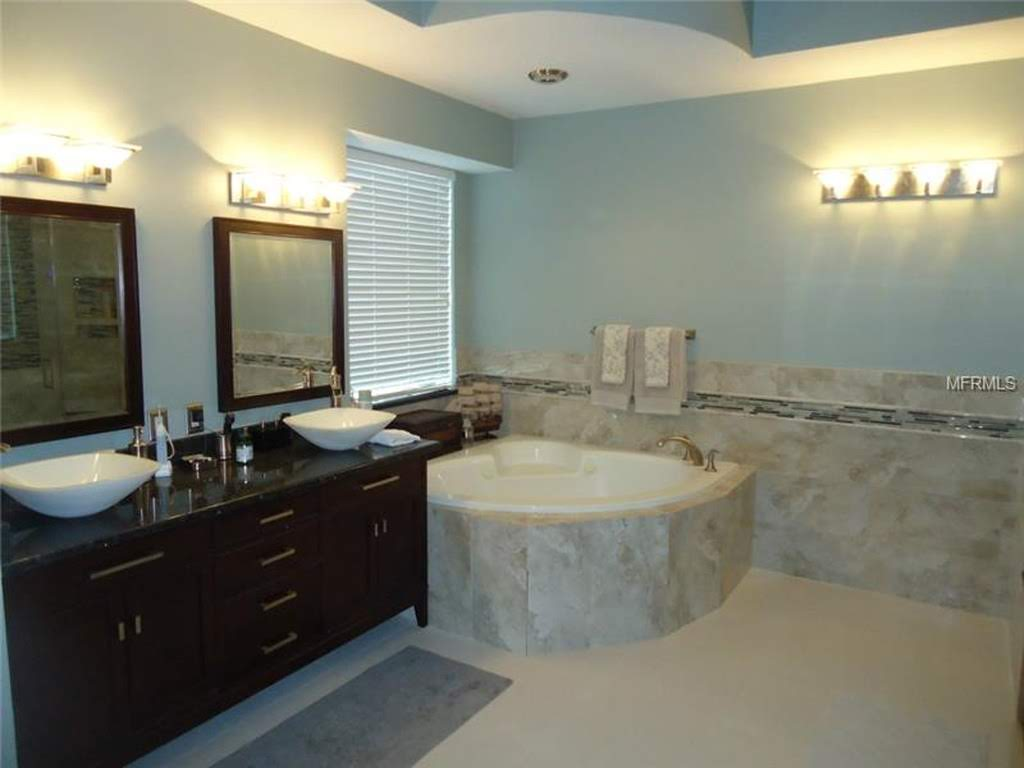 Bathroom Interior Five Star Painting
